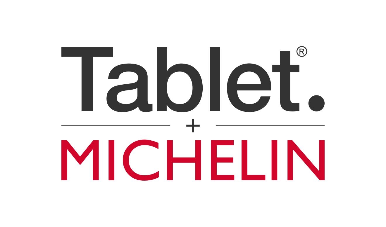 Tablet + MICHELIN