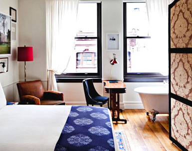 Hotels We Love