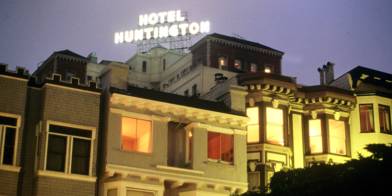The Huntington Hotel & Nob Hill Spa