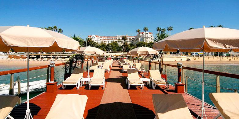 Hôtel Majestic Cannes Barrière