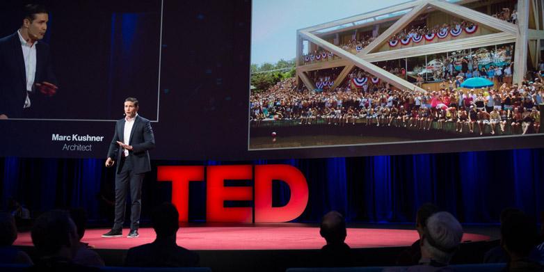 Marc Kushner at TED2014