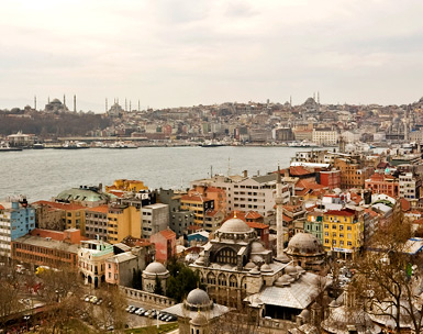 Fresh from the Field: Istanbul