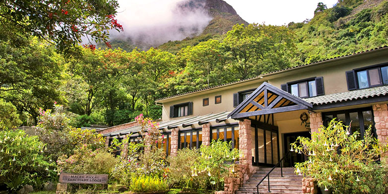 Belmond Sanctuary Lodge