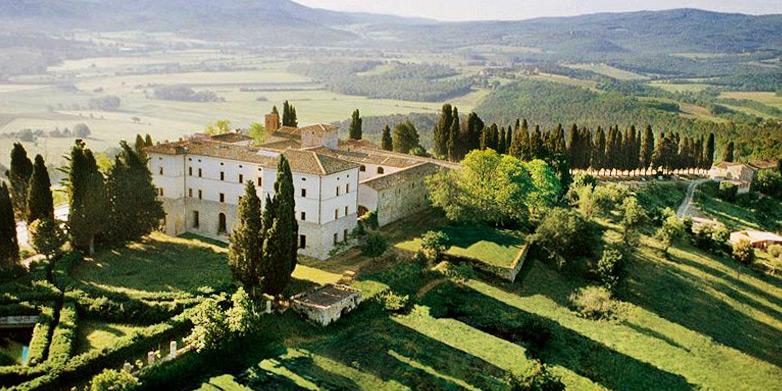 Castello di Casole, Siena, Italy