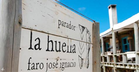 Parador La Huella restaurant