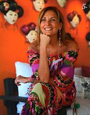 Beach chic with Patricia Miccio