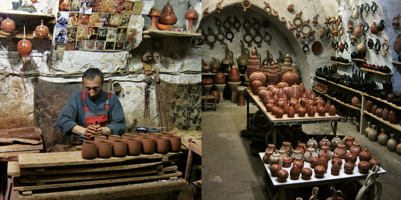 Avanos Pottery Town
