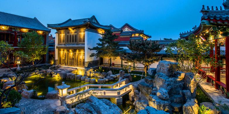 Lv Garden Huanghuali Art Gallery