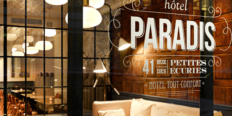 Hôtel Paradis Paris