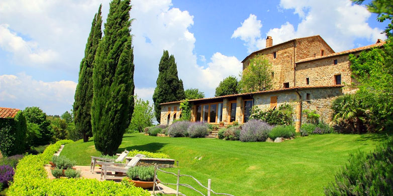 Tablet hotels best hotels in tuscany - Castello di casanova elvo ...