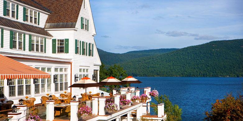 The Sagamore Resort on Lake George