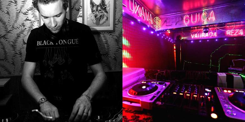 DJ Dunwich à la Casa 92