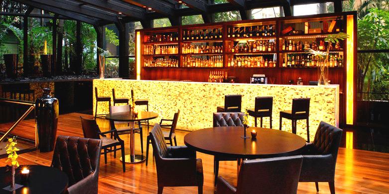 Narã Bar, Tivoli São Paulo - Mofarrej